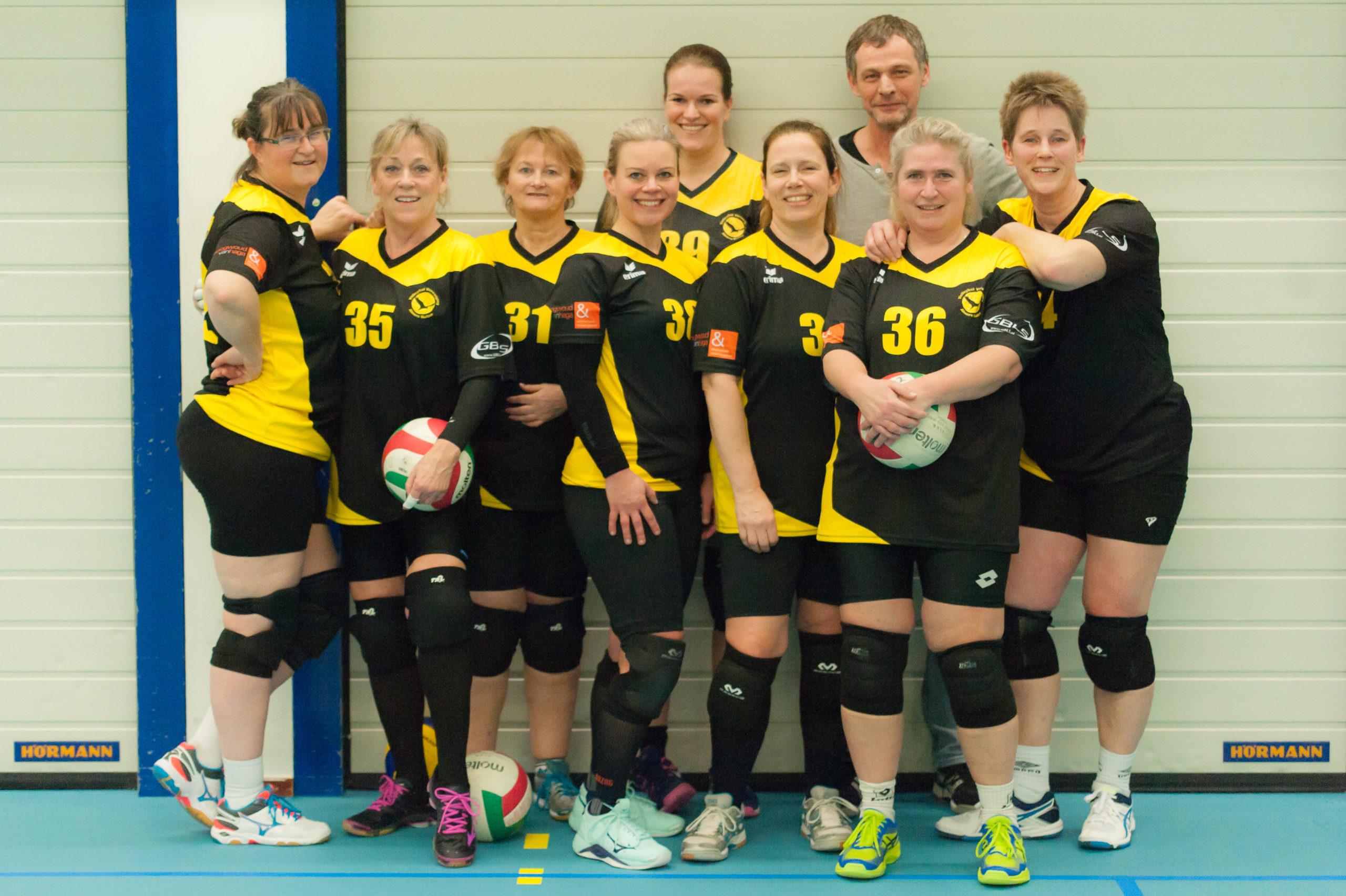 Volleybal Almere Dames 2
