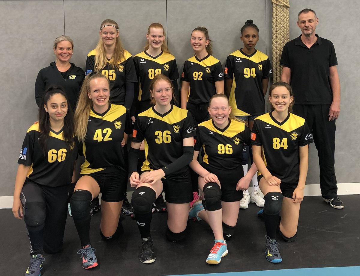 Volleybal Almere Meisjes B1