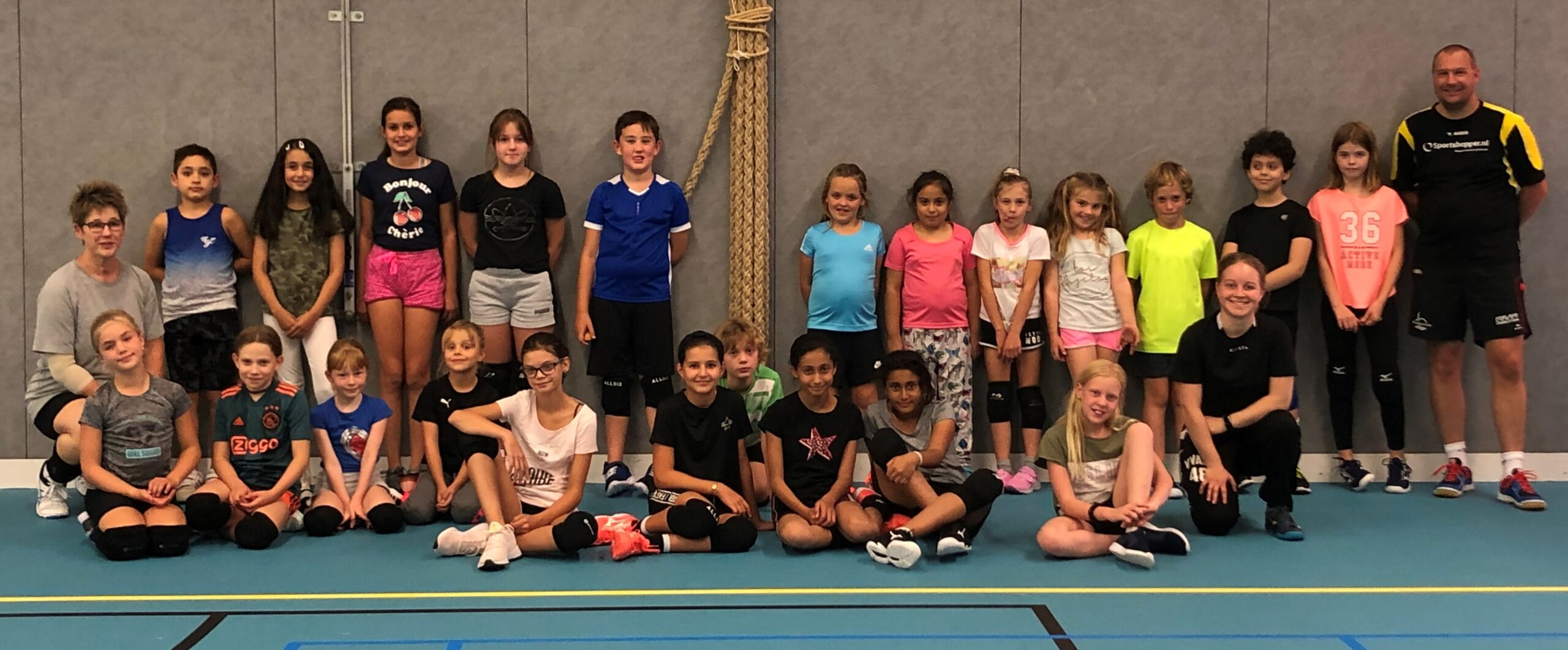 Volleybal Almere Mini's