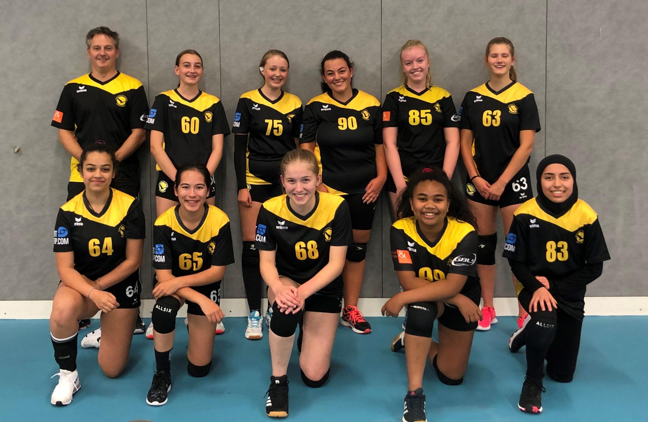 Volleybal Almere Meisjes B2