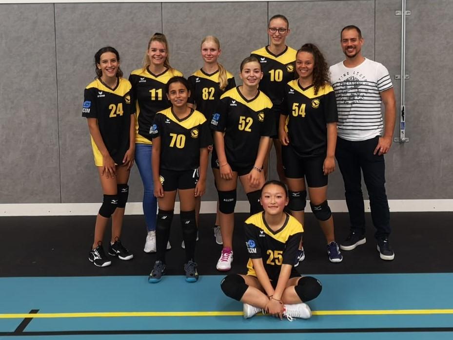 Volleybal Almere Meisjes C1